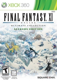 Final Fantasy XI: Online: Ultimate Collection - Seekers Edition Box Art