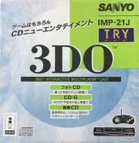 Sanyo 3DO TRY Box Art