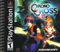 Chrono Cross Box Art