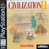 Civilization II Box Art