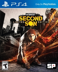 inFamous: Second Son - Limited Edition Box Art