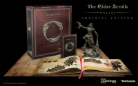 Elder Scrolls, The: Online - Imperial Edition Box Art