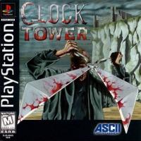 Clock Tower Box Art