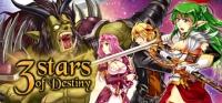 3 Stars of Destiny Box Art