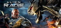 Alien Rage - Unlimited Box Art