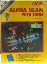 Alpha Beam With Ernie Box Art