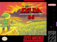 BS The Legend of Zelda Box Art