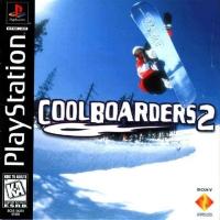 Cool Boarders 2 Box Art