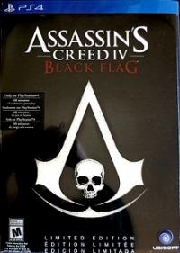 Assassin's Creed IV: Black Flag - Limited Edition Box Art