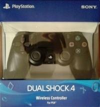 PlayStation 4 Dualshock 4 Wireless Controller - Black Box Art
