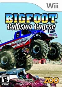 Bigfoot: Collision Course Box Art