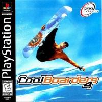 Cool Boarders 4 Box Art