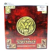 Age of Conan: Hyborian Adventures - Collector's Edition Box Art