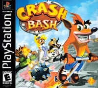 Crash Bash Box Art