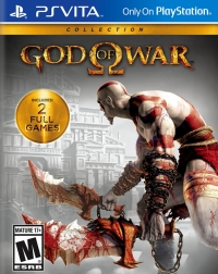 God of War Collection Box Art