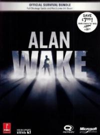 Alan Wake - Official Survival Bundle Box Art