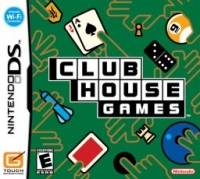 Clubhouse Games Box Art