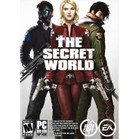 Secret World, The Box Art