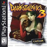 Darkstalkers 3 Box Art