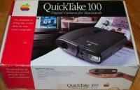 Apple QuickTake 100 Box Art