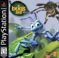 Disney's A Bug's Life Box Art