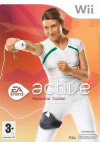 EA Sports Active (Not to be Sold Separately) Box Art