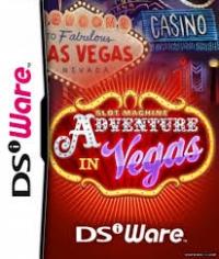 Adventure in Vegas: Slot Machine Box Art
