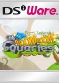 Boom Boom Squaries Box Art
