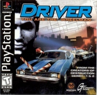Driver: You Are the Wheelman Box Art