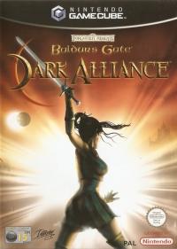 Baldur's Gate: Dark Alliance Box Art