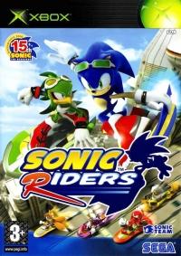 Sonic Riders Box Art