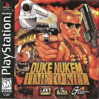 Duke Nukem: Time to Kill Box Art