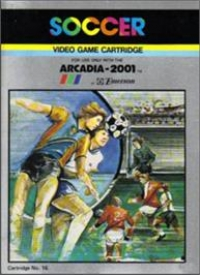 Soccer Box Art