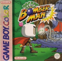 Pocket Bomberman Box Art
