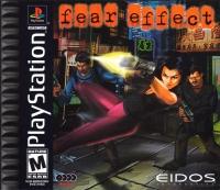 Fear Effect Box Art
