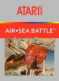 Air-Sea Battle [NZ] Box Art