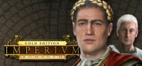 Imperium Romanum: Gold Edition Box Art