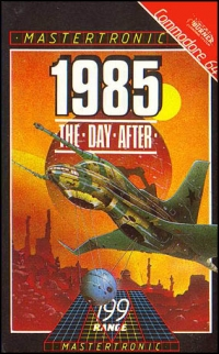 1985: The Day After Box Art