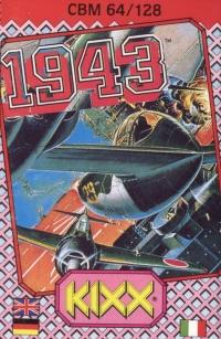 1943 - Kixx Box Art