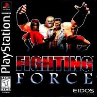 Fighting Force Box Art