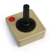 Atari XEGS Joystick Box Art