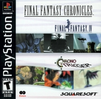 Final Fantasy Chronicles Box Art