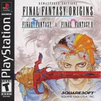 Final Fantasy Origins Box Art