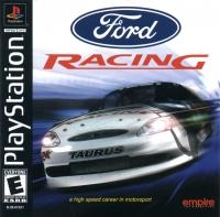 Ford Racing Box Art