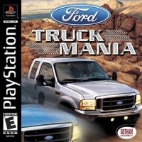 Ford Truck Mania Box Art