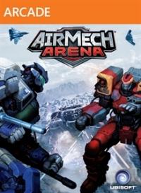 AirMech Arena Box Art