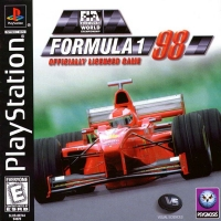 Formula 1 98 Box Art