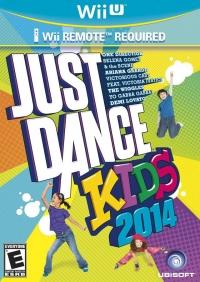 Just Dance Kids 2014 Box Art