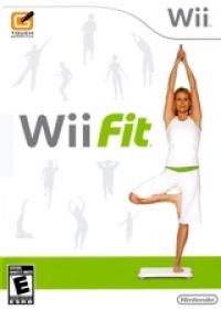 Wii Fit Box Art