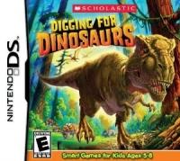 Digging for Dinosaurs Box Art